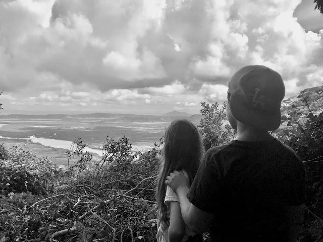 Pedra do telégrafo - Restinga de Marambaia