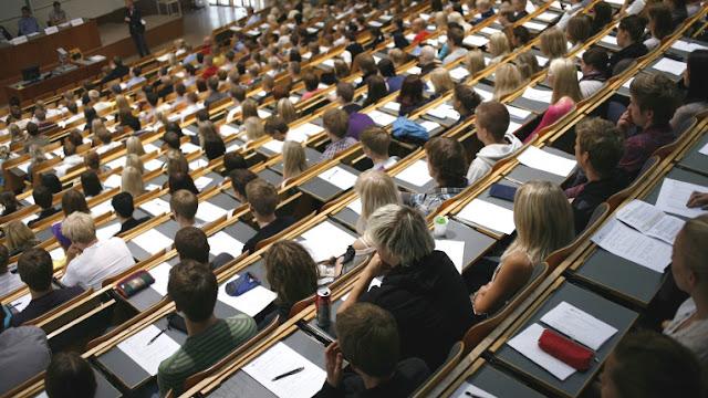 ترتيب مؤسسات التعليم العالي حول العالم 2017