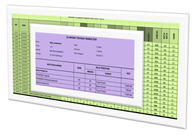 4 Buah Aplikasi Penilaian dan Raport K13 Revisi dan KTSP 2006