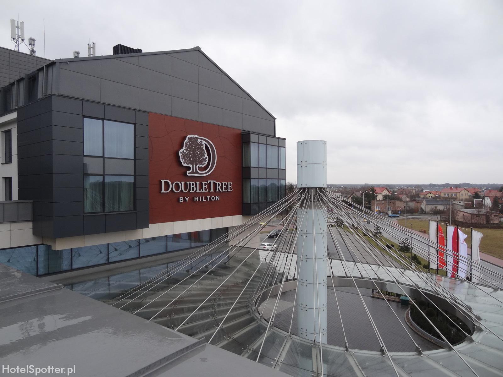 DoubleTree by Hilton Warsaw recenzja