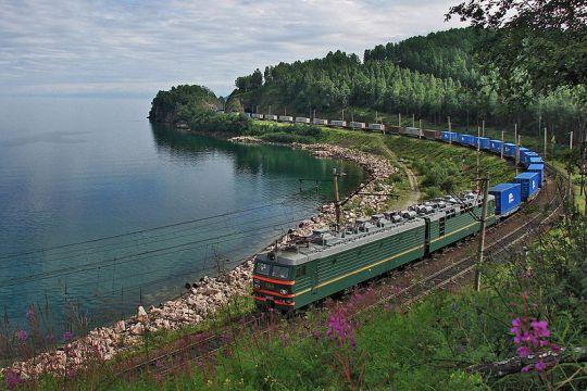 Trans-Siberian Railway, Rusia