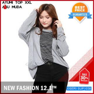 SUP1038K18 Kaos Salur Xxl 2020 Panjang Murah BMGShop