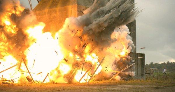 Mπαράζ εκρήξεων στα Κατεχόμενα - Τινάχτηκαν στον αέρα αποθήκες πυρομαχικών - Τί λέει το τουρκικό ΥΠΑΜ (βίντεο)