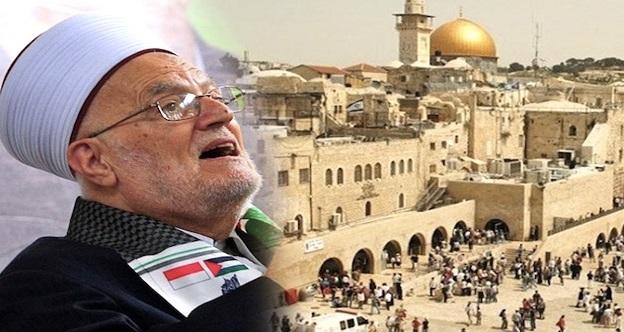 Selepas Erdogan. Ini KATA PEDAS Imam Besar Masjid Al-Aqsa Yang Buat Jutaan Umat Islam TERKEDU