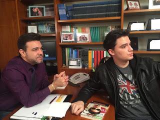 Marco Feliciano debate com Felipe Neto e ouve pedido de desculpas