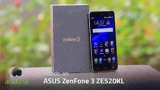 2 Cara Flash Asus Zenfone 3 ZE520KL Terbaru