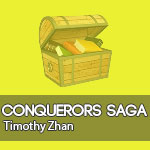 Conquers Saga | #6 Treasures from the Bookshelf