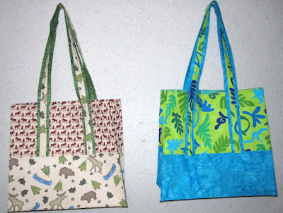 01c5a8cb3460 Reusable Washable Shopping Bag tutorial at Sue Daurio s Blog