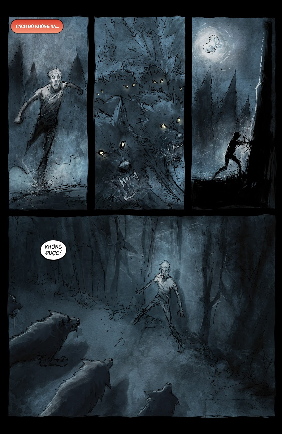 Broken Moon chương 1 trang 14