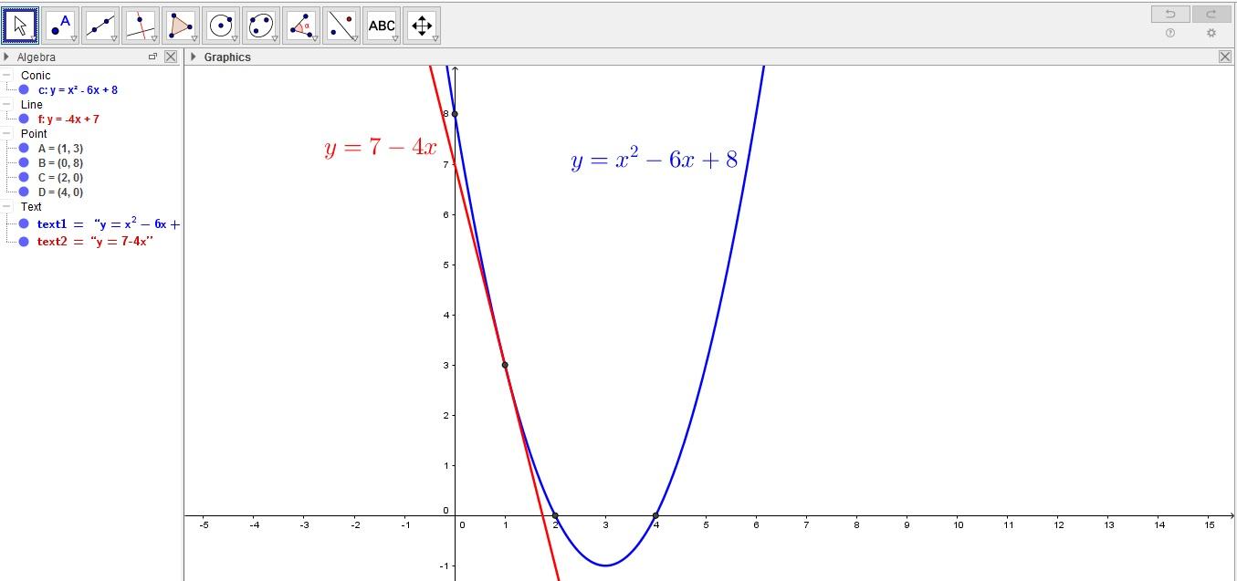 Diskusi Soal Tentang Sistem Persamaan Linear Kuadrat (SPLK)