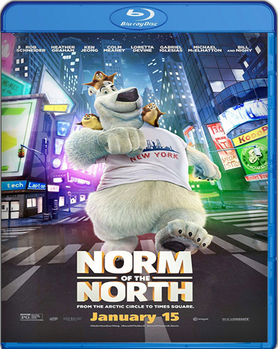 Norm of the North [2016] [BD25] [Latino]