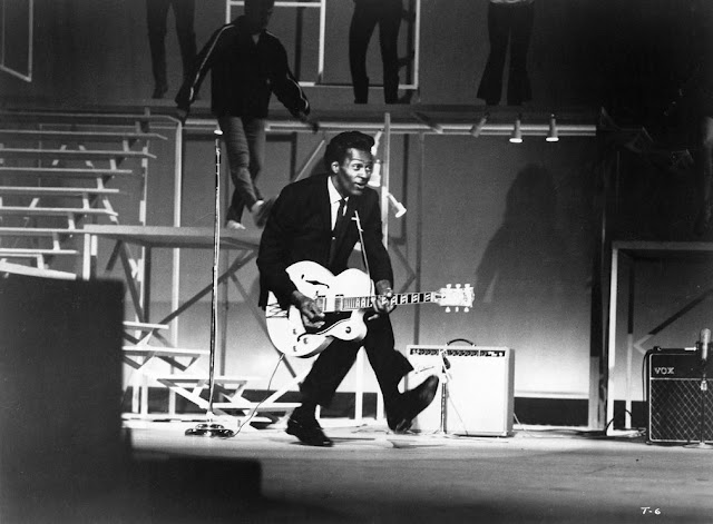 Chuck Berry Was Pure Rock and Roll - Rest In Peace