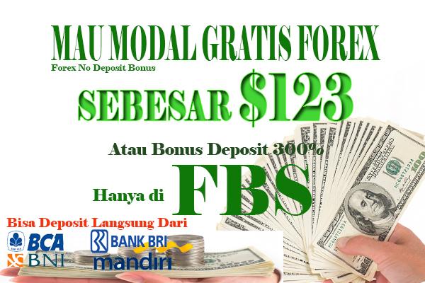 modal forex gratis, forex gratis, no deposit bonus 2016