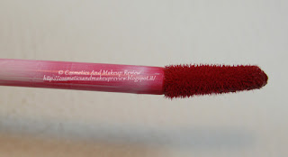 Lip Mousse 05 rosso fragola - applicatore