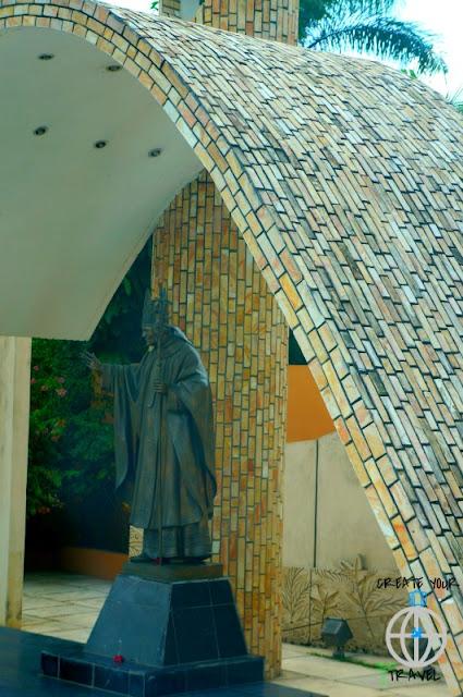 jan paweł II kuba santa clara