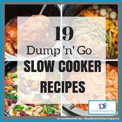 19 Dump and Go Slow Cooker Recipes