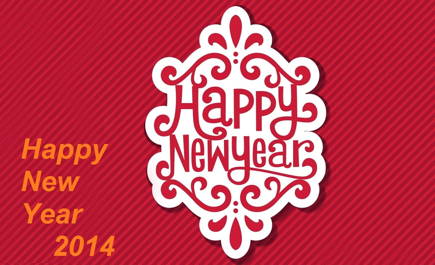 Happy New Year Message.8 New Year Text Messages For Friends 2014