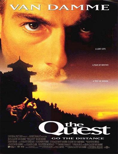 Ver En busca de la ciudad perdida (The Quest) (1996) Online
