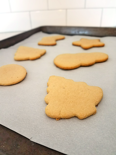 Made from almond flour, these cookies are grain-free, Paleo / Primal, vegan, and extra nutritous!