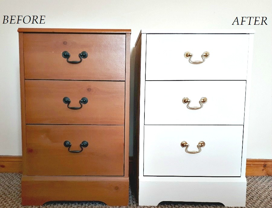 Before and After, Chalk Paint, DIY, Budget decorating, Interiors, Review, The Style Guide Blog