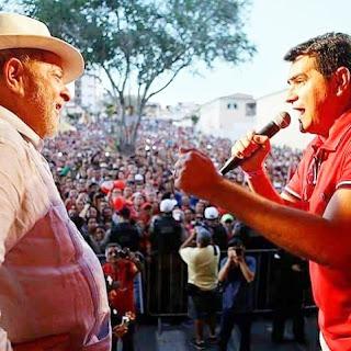 Prefeito de Picuí Olivânio Remígio (PT), diz que Lula foi julgado e condenado sem provas