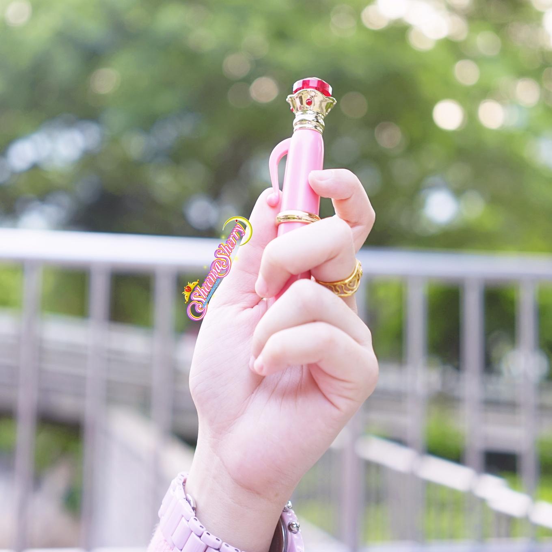 Sheemasherry Sheema Sherry Sailor Moon Miracle Romance Makeup Moisture Rouge Sailor Moon Creer Beaute Crystal Moonlight Memories