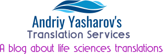 Andriy Yasharov's Translation Services