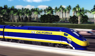 California Republicans Ask Trump Administration To Block Bullet Train Funding
