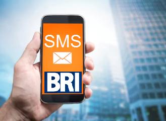Cara Lengkap SMS Banking BRI, Daftar, Cek Saldo, Transfer, Isi Pulsa lewat hp