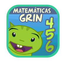 Matemáticas con Grin app
