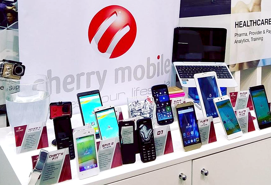 Cherry Mobile Europe
