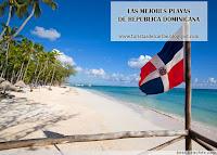 playas en República Dominicana