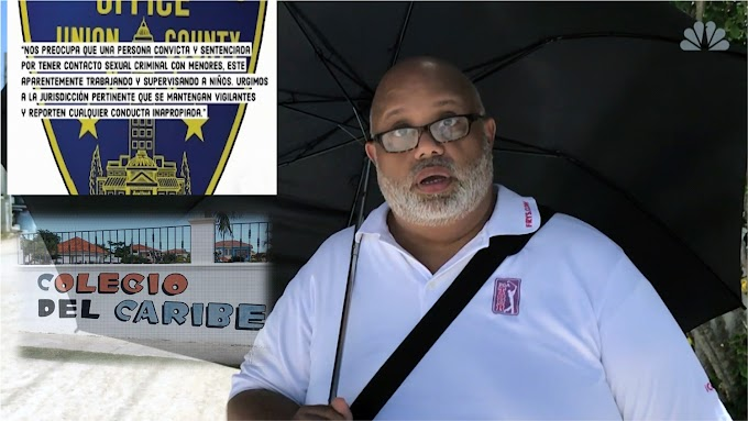 Fiscales de Nueva Jersey advierten autoridades de RD sobre  ex sacerdote dominicano condenado por crimen sexual