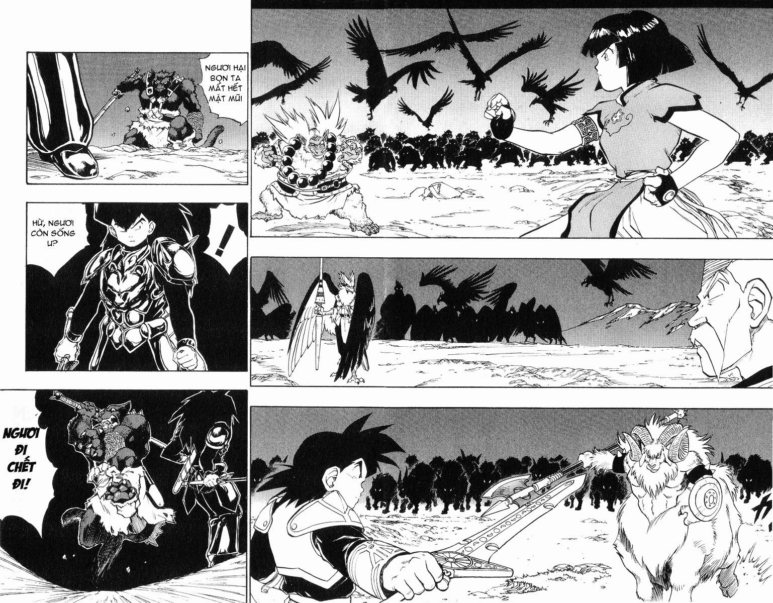 Dragon Quest: Emblem of Roto chapter 26 trang 24