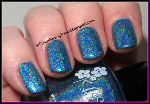 KBShimmer That Goes Without Cyan