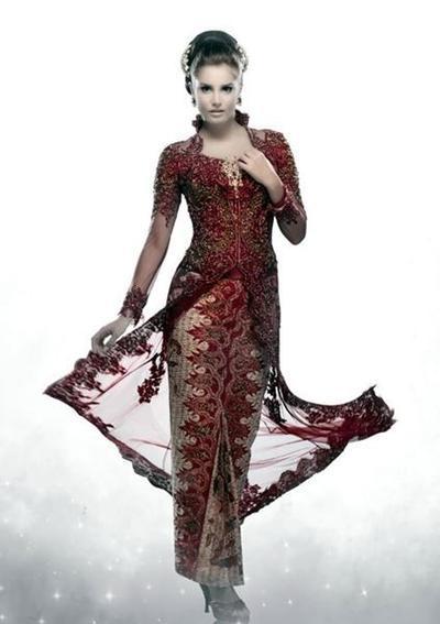 6 Warna Kebaya Anggun dan Cantik Ini Paling Cocok untuk Si Kulit Sawo Matang!