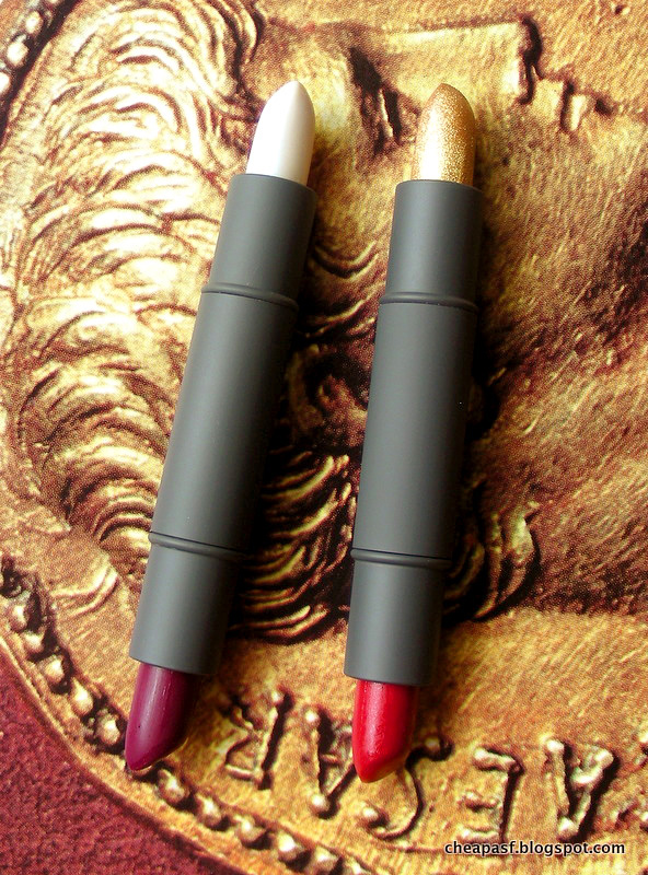 Bite Beauty Amuse Bouche Holiday Lipstick Duos in Opal/Jam and Gold/Sour Cherry