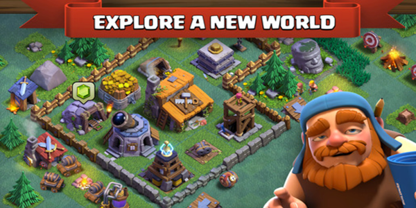 Clash of Clans – Android, iOS