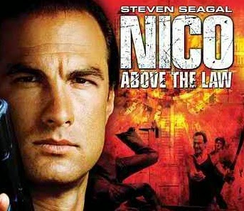 For It Is Man's Number: Nico AKA Above The Law (1988)