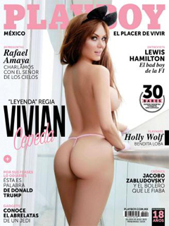 Revista Playboy Mexico-Agosto 2015 PDF Digital