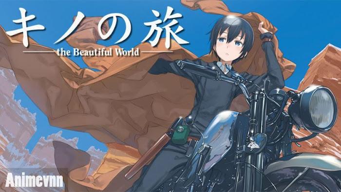 Ảnh trong phim Kino no Tabi: The Beautiful World - The Animated Series 1