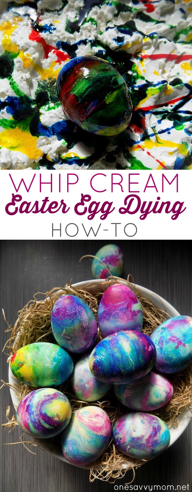 One Savvy Mom Nyc Area Mom Blog How To Dye Easter