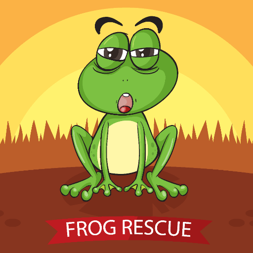 Funny Frog Rescue Walkthr…