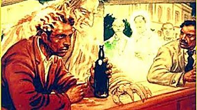 8 efeitos do alcoolismo no seu espírito