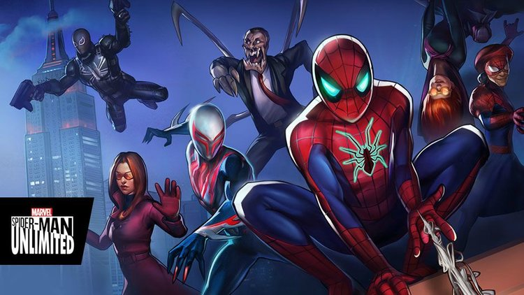 Marvel spider-man unlimited|Best Game On Play Store