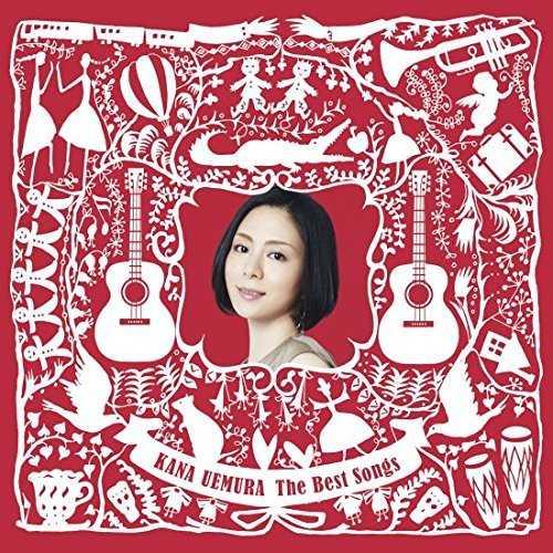 [Album] 植村花菜 – The Best Songs (2015.09.30/MP3/RAR)