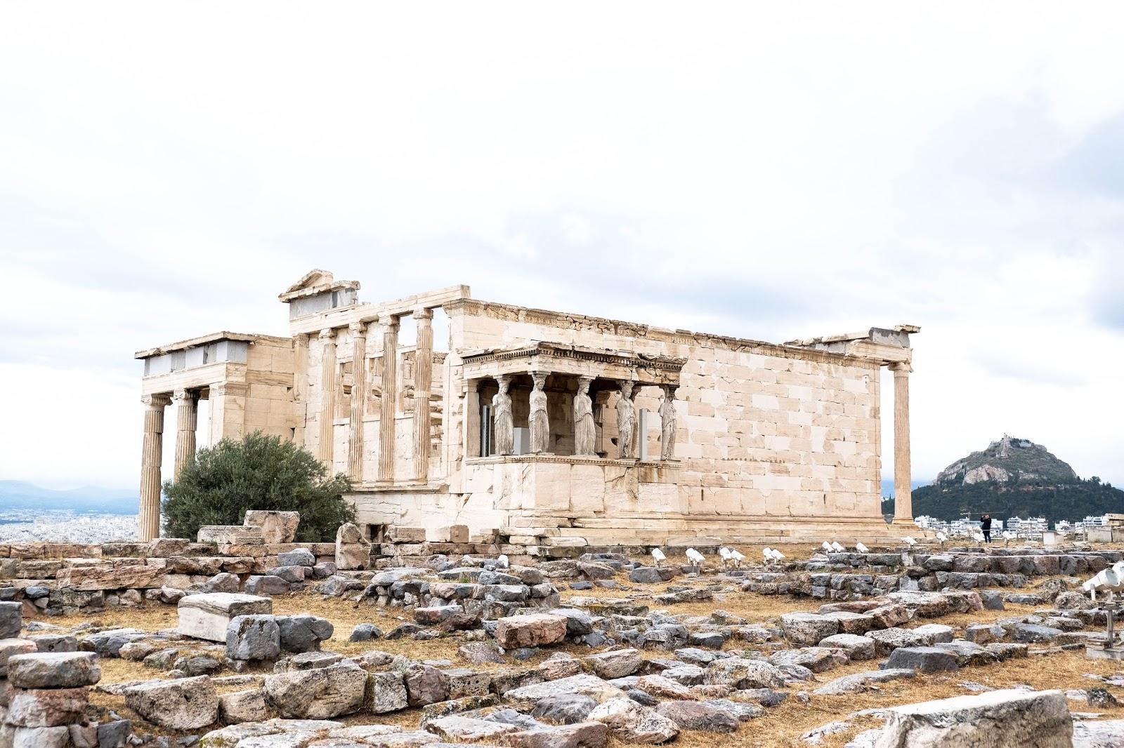 Athens Travel Guide | Sammy Huynn