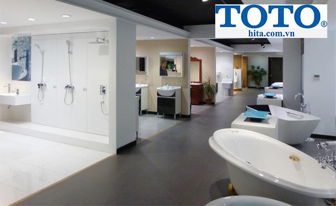 Showroom thiết bị vệ sinh TOTO tại TPHCM