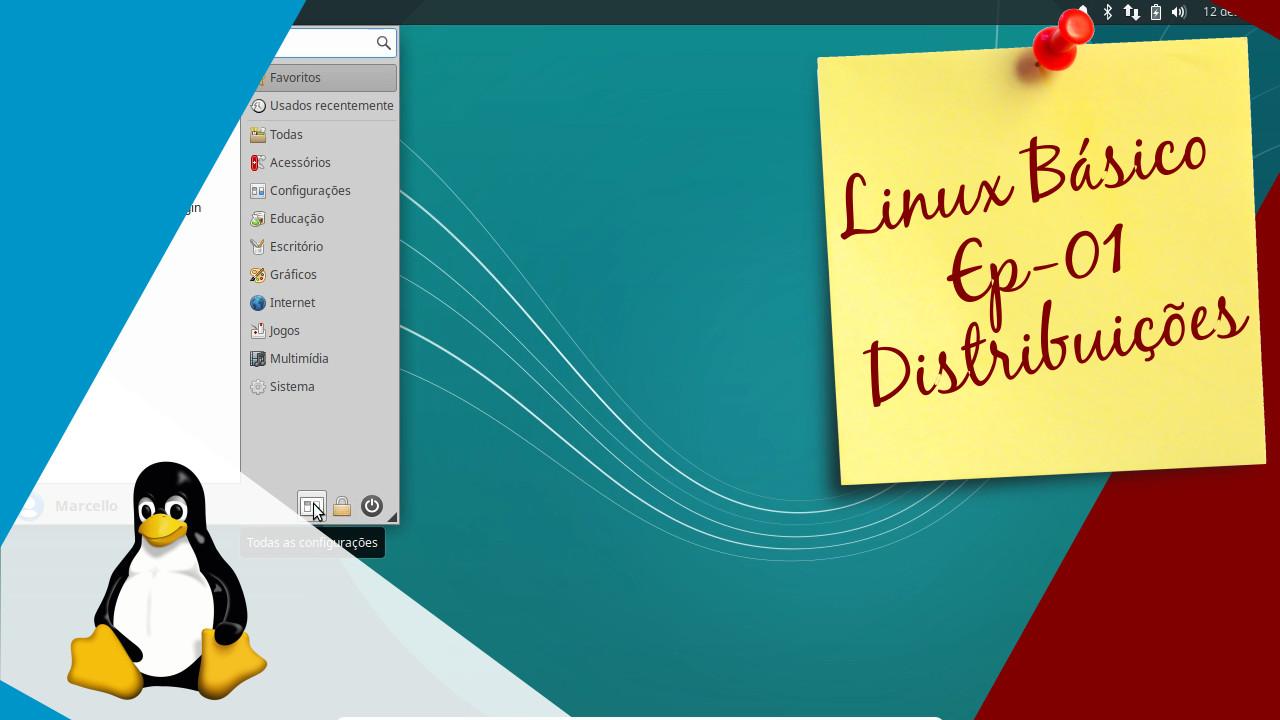 Linux básico - Começando com o Xubuntu