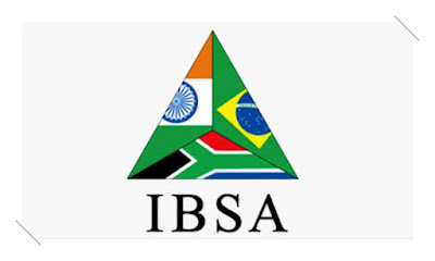 IBSAMAR, a joint multi-national military exercise between the Indian, Brazilian and South African navies was held at Simon's Town, South Africa from 1st October 2018